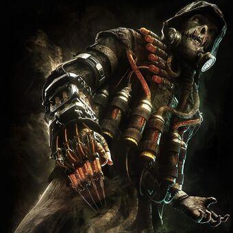 Scarecrow Arkham Wiki Fandom