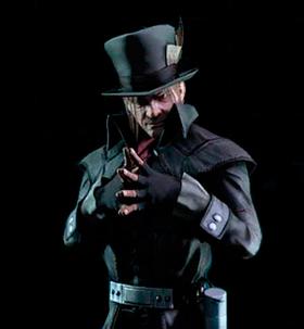 Mad Hatter Arkham Wiki Fandom