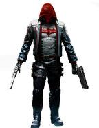 Arkham Red Hood