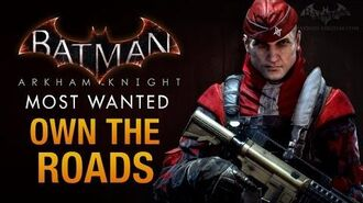 Batman- Arkham Knight - Own the Roads (Militia Checkpoints)
