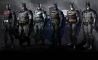 Batman suits