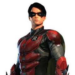 O primeiro Robin.
