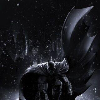 Batman em Gotham.