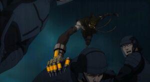 Assault on Arkham Scarecrow