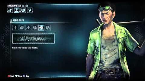 BATMAN™ ARKHAM KNIGHT Riddler Audio Logs-0