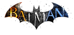 Batman Arkham series logo