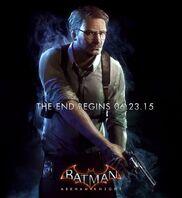 James Gordon Batman ArkhamKnight-promoad
