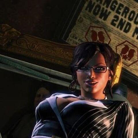 Candy em <i>Arkham Origins</i>.
