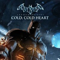 Batman-cold,cold heart promo ad