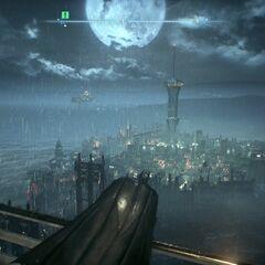 Arkham City em <i><a href=