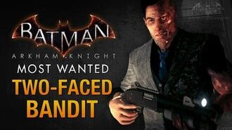 Batman- Arkham Knight - Two-Faced Bandit (Two-Face)