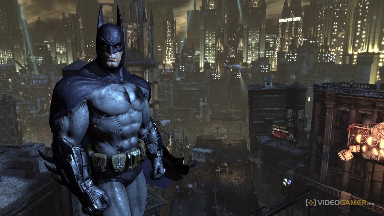 Batman Arkham City 62