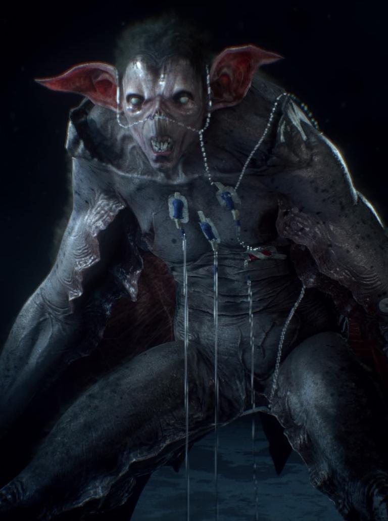 Man-Bat | Arkham Wiki | FANDOM powered by Wikia