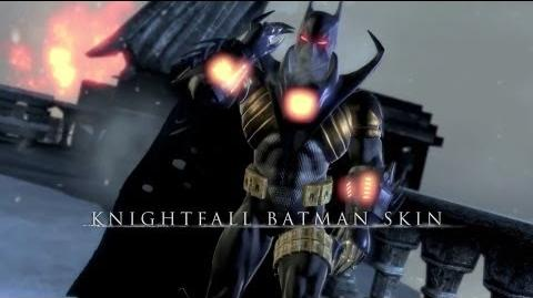 Batman Arkham Origins - PS3 Knightfall Pack Trailer