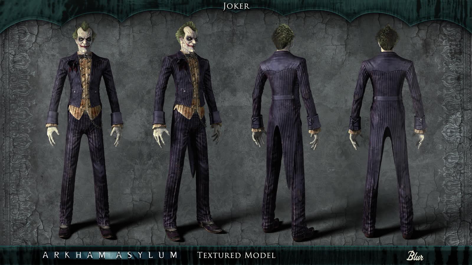 Джокер аркхем 7