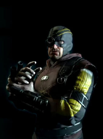 batman assault on arkham deadshot