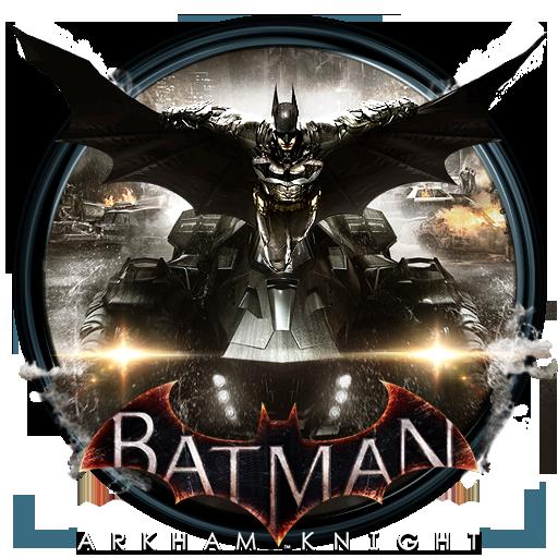 Batman Arkham Knight Dock Icon By Outlawninja D7absqq