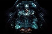 Batman Batmobile ArkhamKnight