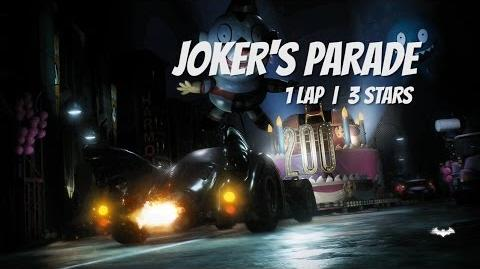 """Joker's Parade"" 1 Lap, 3 Stars PERFECT RACE"