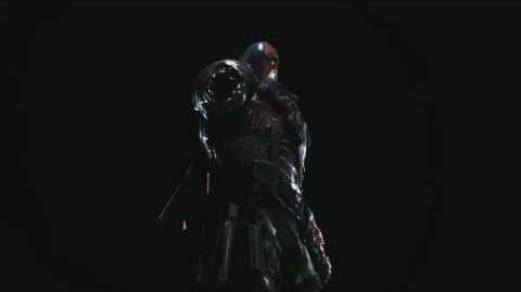 Batman- Arkham Knight - Game Over- Deathstroke