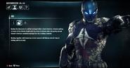 Arkham knight bio
