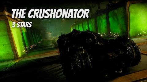 """The Crushonator"" 3 STARS Arkham Knight AR Challenge"