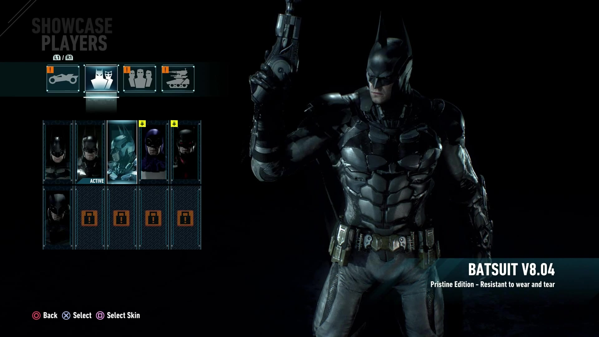All Batman Arkham Knight Costumes - ANIME CLASSIC SERIES JUSTICE LEAGUE 3000 FLASHPOINT 125.jpg : batman arkham origins blackgate costumes  - Germanpascual.Com