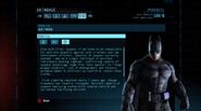 Batman Character Bio Arkham Origins