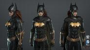 Batgirl (Colour turn around)