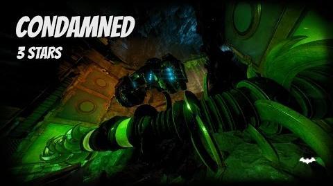 """Condamned"" 3 STARS Arkham Knight AR Challenge"