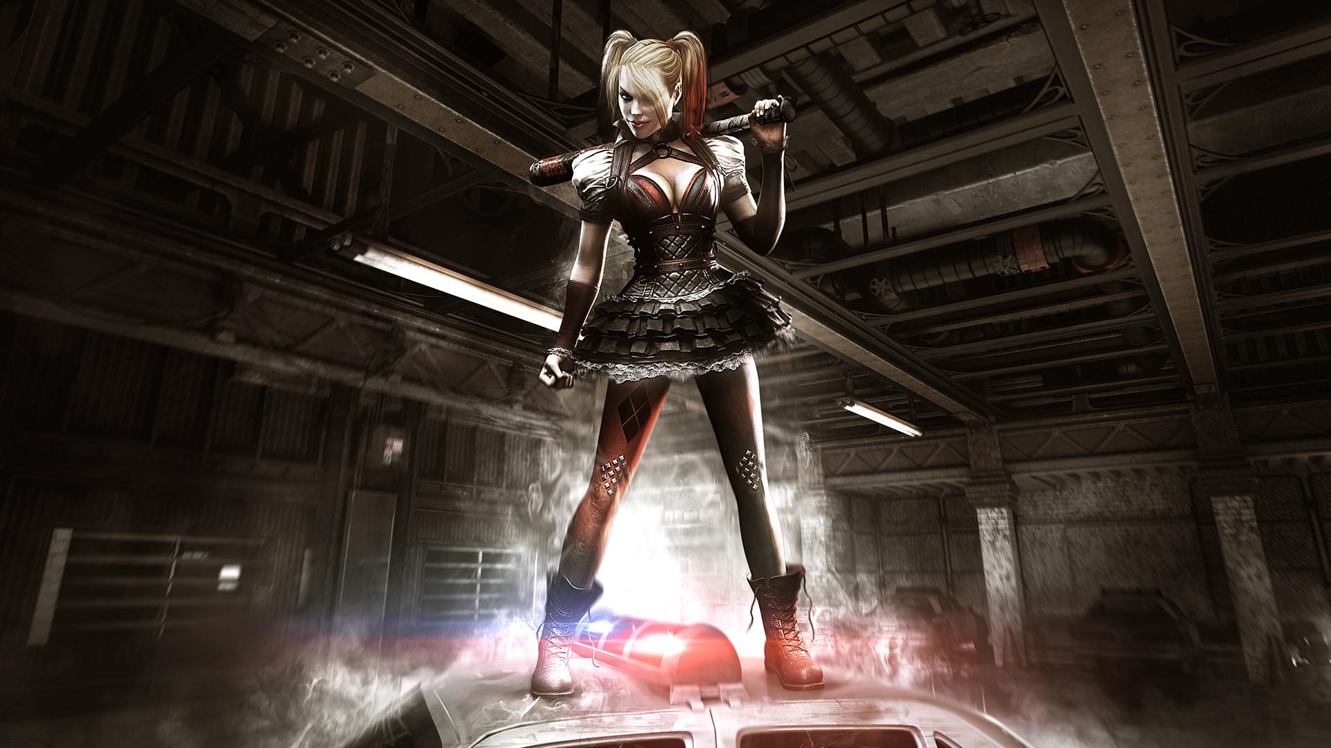 Harley Quinn Story Pack Arkham Wiki Fandom