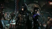 Dual play-Batman Nightwing