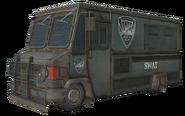 SWAT Van GCPD AK