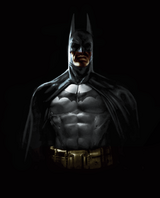 Batman Of The Shadows