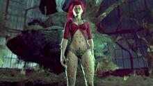 Poison Ivy- Arkam Asylum