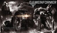 Gameinformer-Batman-Arkham Knight-cover 1