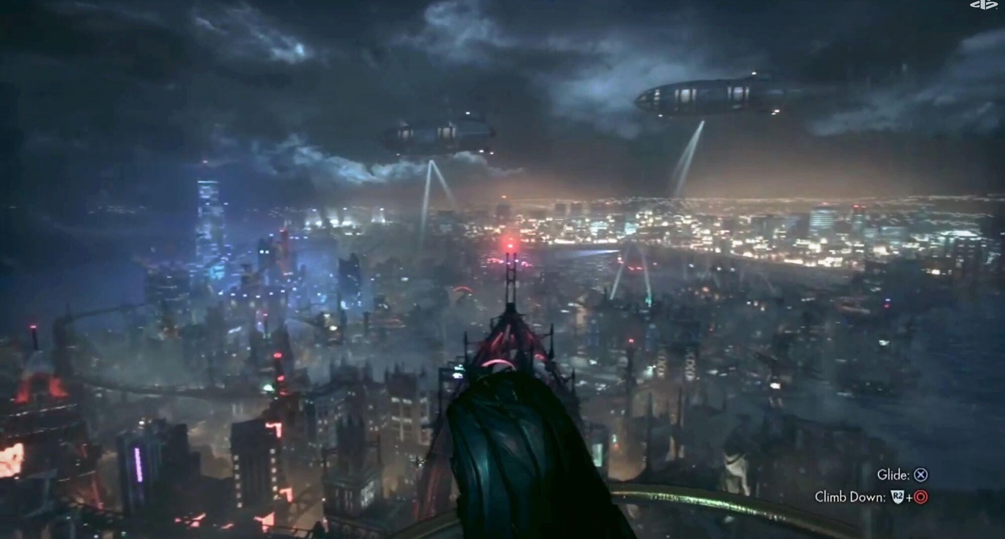 Gotham City Arkham Wiki Fandom Powered By Wikia