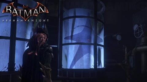 Batman- Arkham Knight - STARRO Easter Egg @ 1080p HD ✔