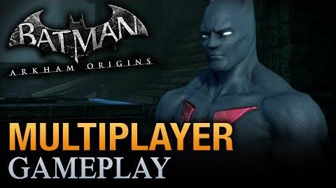 Batman Arkham Origins - Multiplayer Batman Gameplay