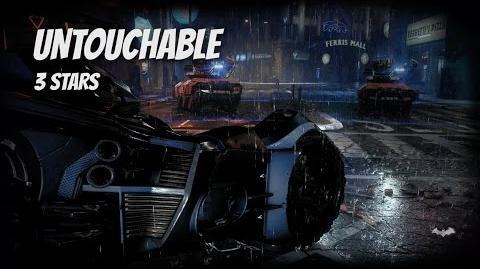 """Untouchable"" 3 STARS Arkham Knight AR Challenge"
