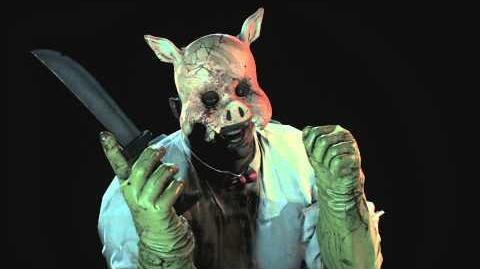 Batman- Arkham Knight - Game Over- Professor Pyg
