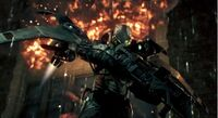 Firefly in Batman Arkham Knight Gotham is mine trailer