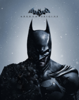 Arkham origins box art