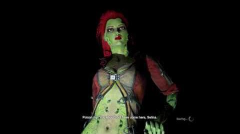 Batman Return To Arkham City - Game Over Poison Ivy