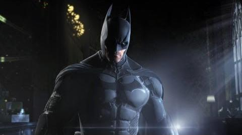 Batman Arkham Origins Gameplay - TGS 2013-1