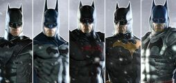 Batman ArkhamOrigins SeasonPass skins