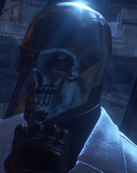 Black Mask Arkham Knight