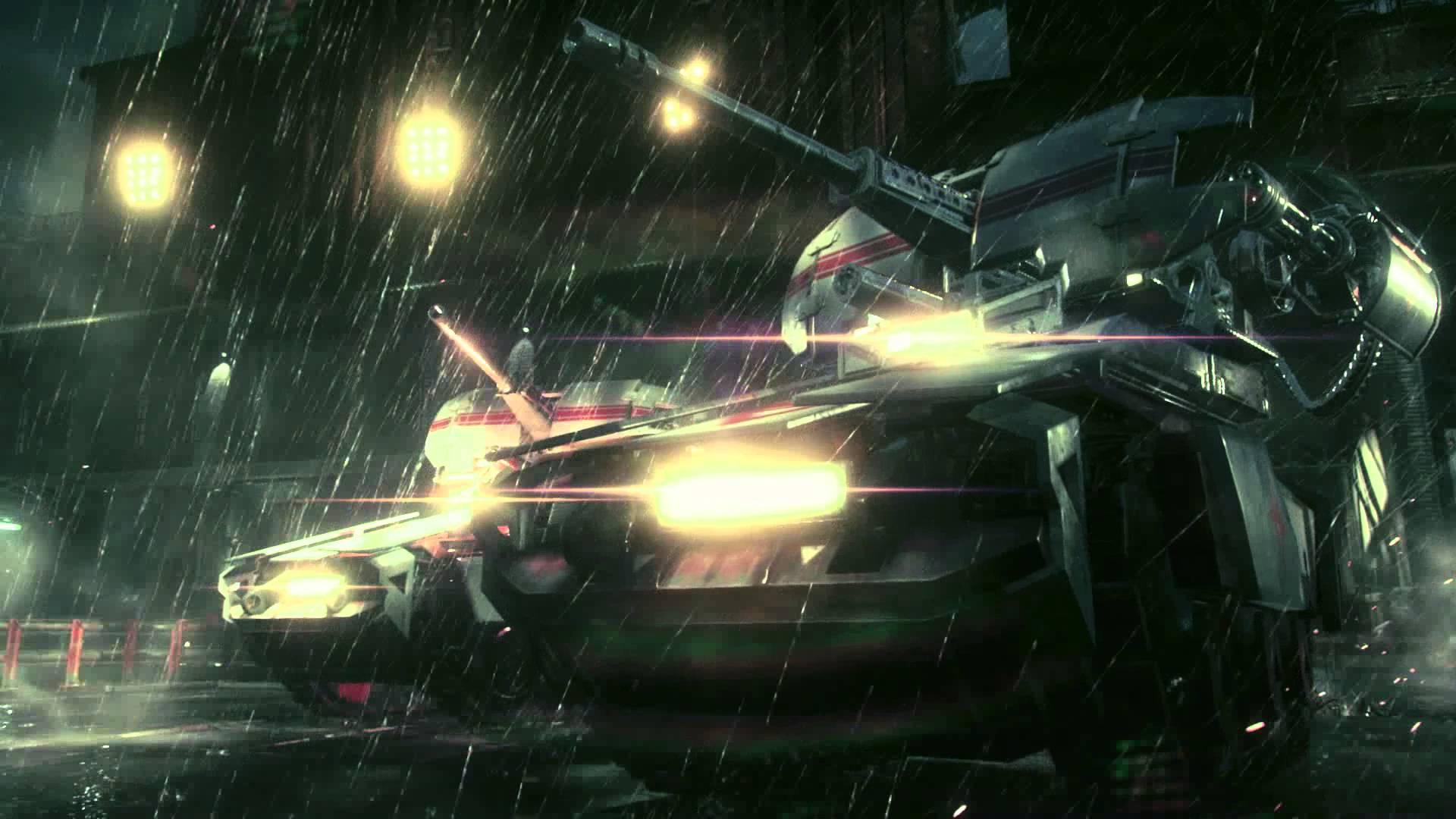 Arkham Knight's Drones | Arkham Wiki | FANDOM powered by Wikia