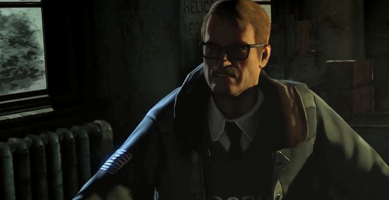 James Gordon | Arkham Wiki | FANDOM powered by Wikia