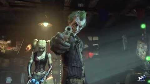 Joker Arkham City - VGA 2011 Best Character Nominee